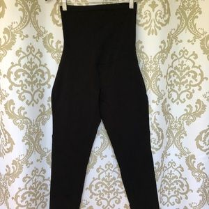 Motherhood Maternity - Skinny Ankle Pants - Black